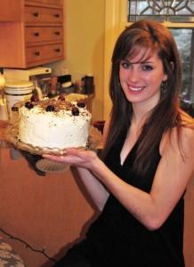 Tori & cake