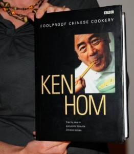 Ken Hom cookbook