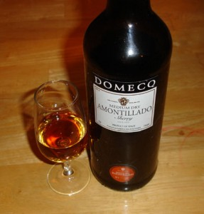 Amontillado sherry