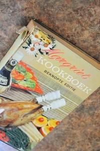 Margriet cookbook
