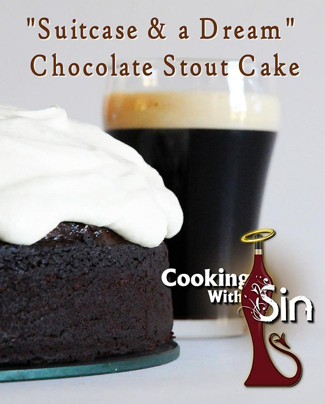 Philip McKernan Chocolate Stout Cake 650w