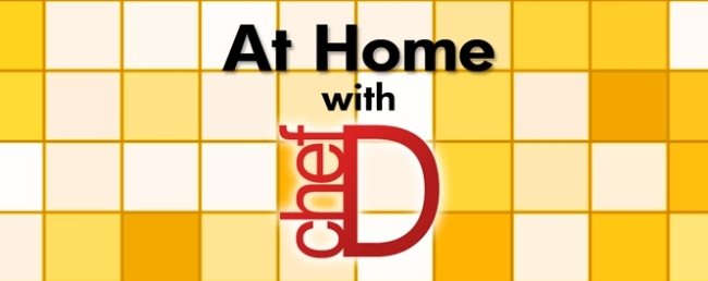 At Home with Chef D Rogers TV logo
