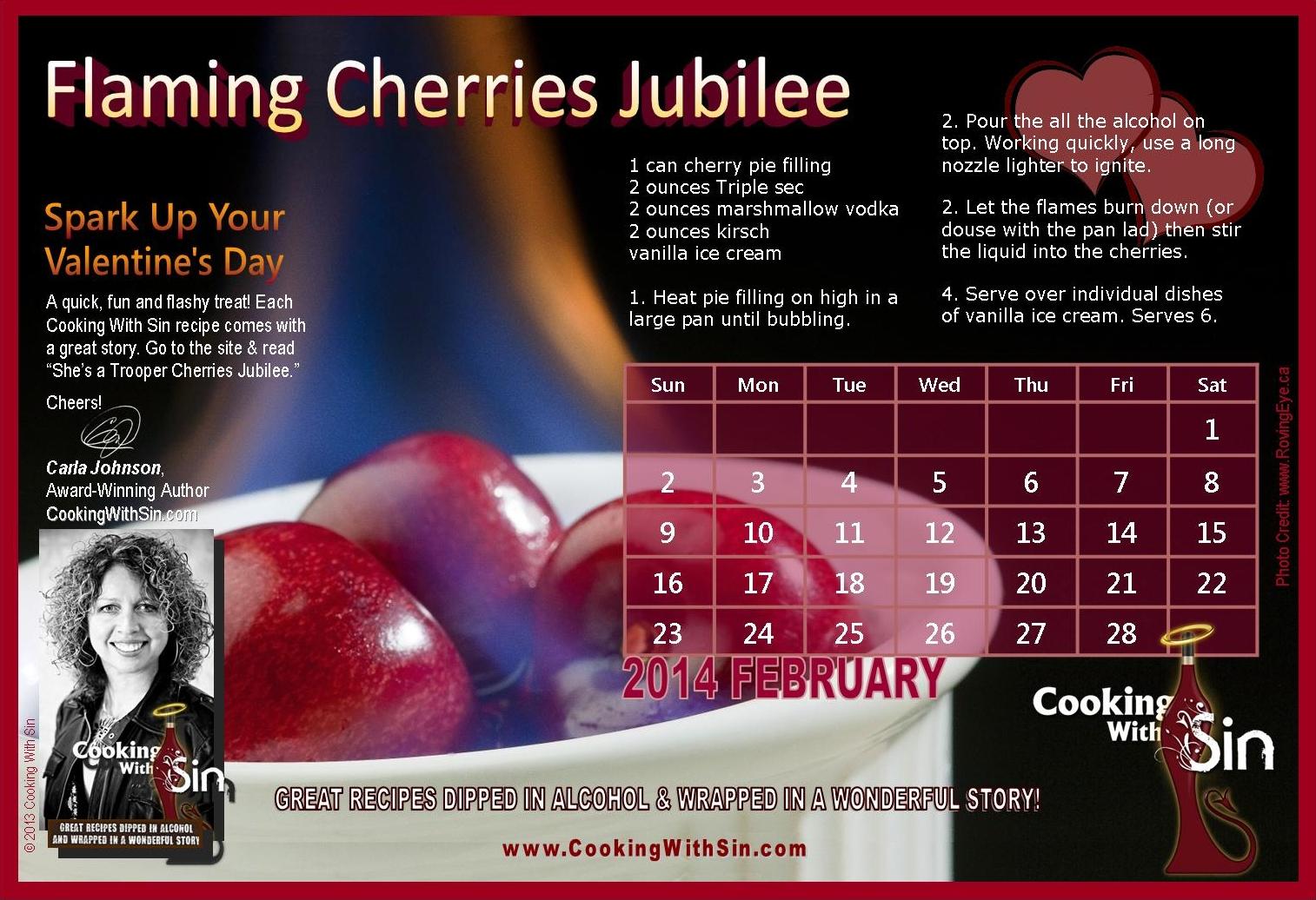 CWS Calendar 2014-02 February