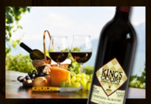 Kings Court Estate Winery - wine pic