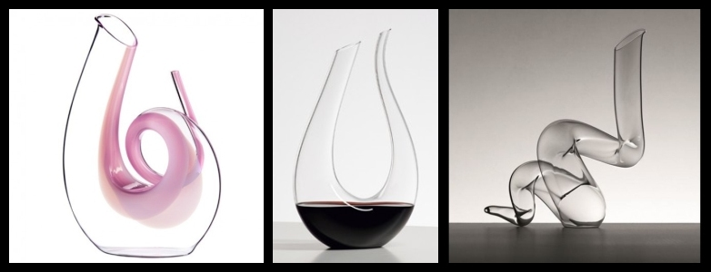 Reidel Decanters Cooking With Sin