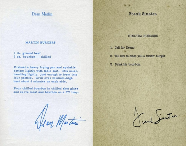 Sinatra Martin Bourbon Burgers