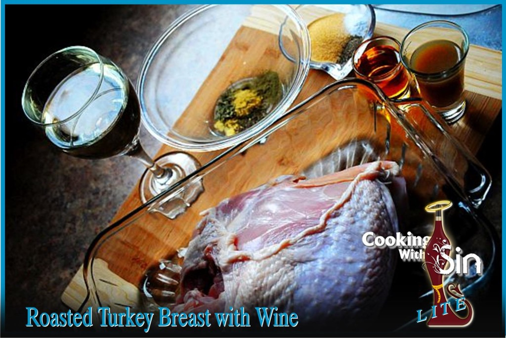 CWS LITE Cooking With Sin Light 1 - Roast Turkey 1 Carla