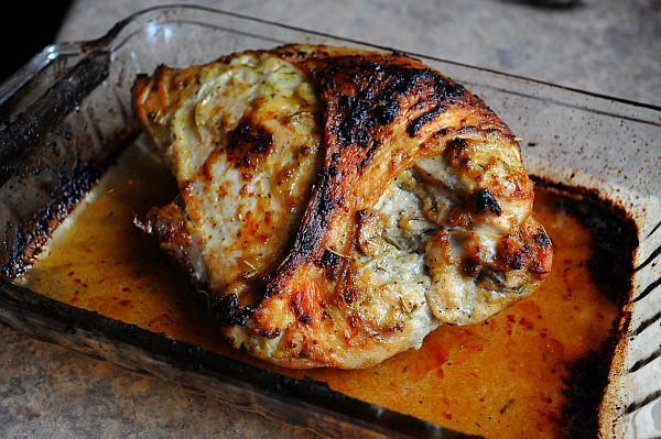Cooking With Sin Light 1 - Roast Turkey 4