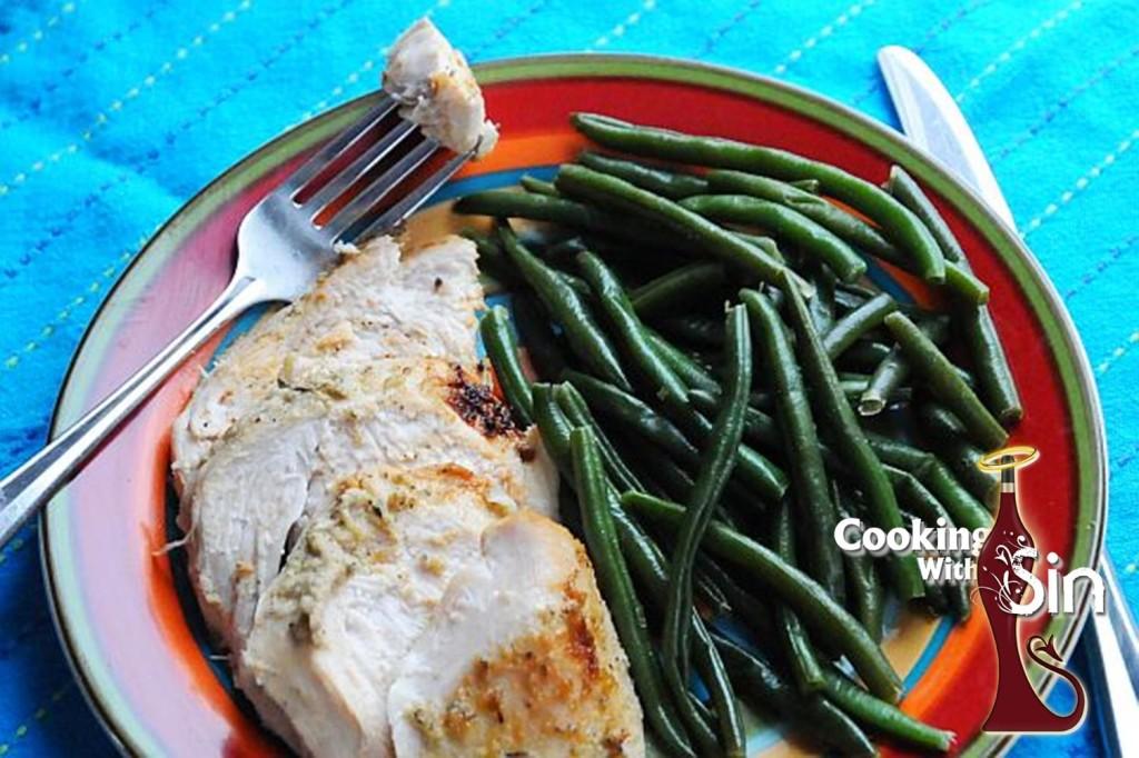 Cooking With Sin Light 1 - Roast Turkey 5
