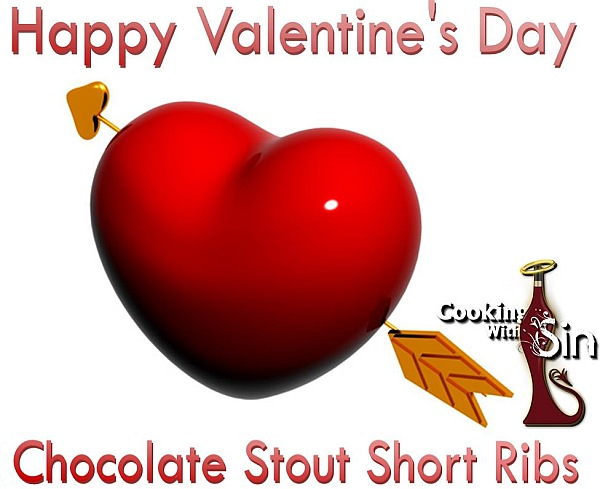 Valentines Day Chocolate Stout Ribs sm